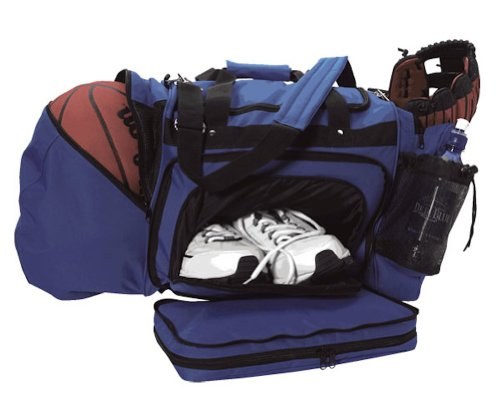 Sports Ball Bag with Shoe Compartment