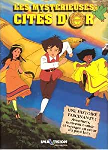 Les Mysterieuses Cites D'Or - 6 Pack (French Version)