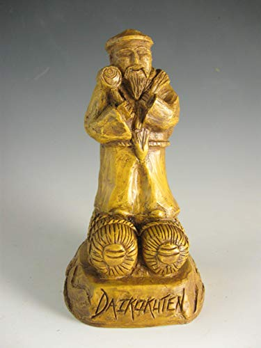 Used, Handmade Statue of Daikokuten: Companion to Cooks and for sale  Delivered anywhere in USA