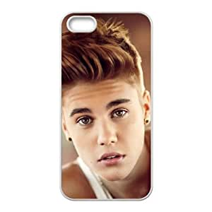 iPhone 5 5s Cell Phone Case White Justin Bieber zvnd