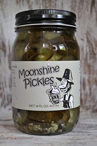 Moonshine Pickles by D`Vine Foods by D`Vine Foods