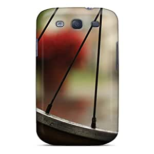 New Style Cynthaskey Spokes Nature Premium Tpu Cover Case For Galaxy S3