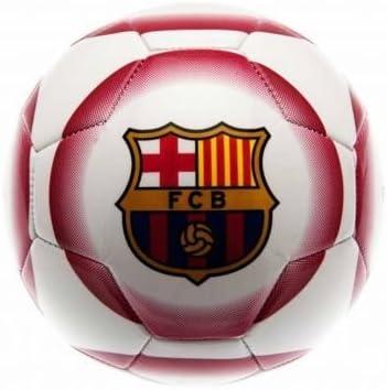 Oficial del FC Barcelona con escudo del balón de fútbol Tamaño 5 ...