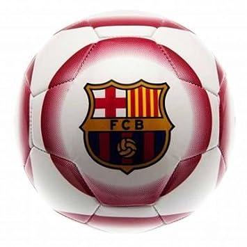 Oficial del FC Barcelona con escudo del balón de fútbol Tamaño 5   Amazon.es  Deportes y aire libre 155e2f16cec