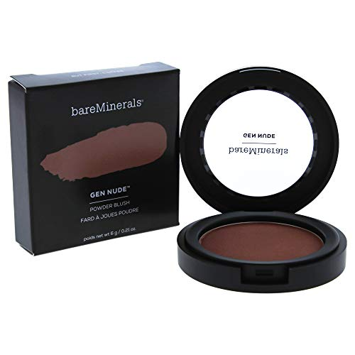 Coffee Blush (Bareminerals Gen Nude Powder Blush - but First Coffe By Bareminerals for Women - 0.21 Oz Powder, 0.21 Ounce)