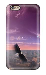 ymn-187axvjrocf carcasa de TPU con moderna para iPhone 6–De animales