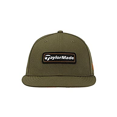45c77c75f4616 Amazon.com   TaylorMade Golf 2018 Men s Lifestyle New Era 9fifty Hat ...