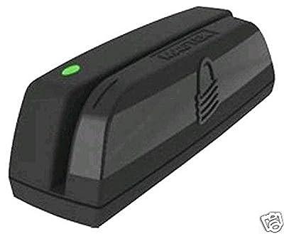 MagTek 21073062 SEC3 Dyna Mag 3 Track USB, Black