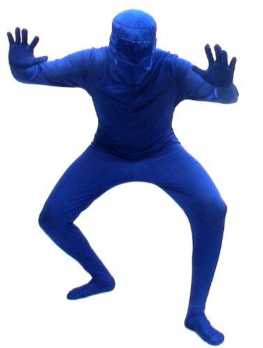 Blueman Bodysuit Costume Adult (Blueman Costumes)