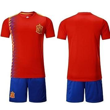 mqtwer Camiseta 2018, Argentina, Alemania, España, Local Y Fuera, Equipo De