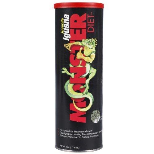 (Zeigler Juvenile Iguana Monster Diet 20 lbs)