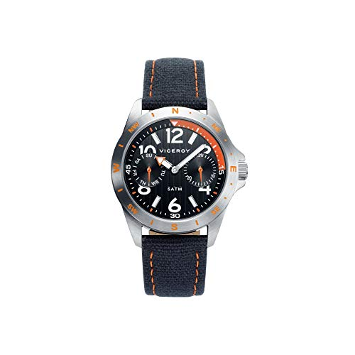 Viceroy Watch 42265-54 Next Child Black Textile