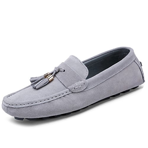 479f2bb0457 SONLLEIVOO Men s Penny Loafers Shoes for Men Moccasins Boat Casual Slip On  Flats Comfortable Shoe Black
