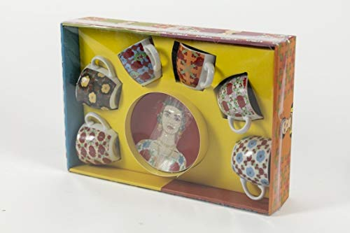 Villa D/'Este Home Tivoli 2193723 Set Tassen aus Porzellan