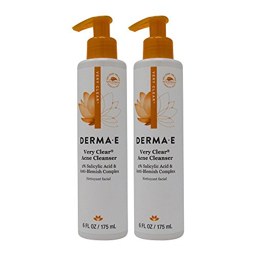 Derma e Clear Skin 1 Problem Acne Skin Cleanser