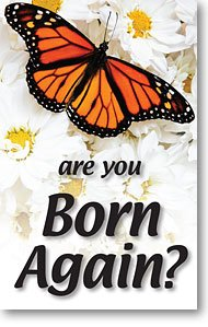 Are You Born Again? (Packet of 100, NKJV)