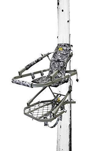 Hawk Warbird Climber Treestand (Best Climbing Tree Stand 2019)