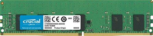 Crucial DDR4-2666 8GB/1Gx72 ECC/REG CL19 Server - Pc 8gb Reg