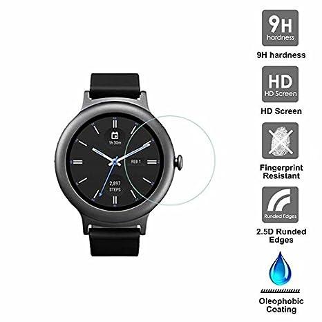 KAIBSEN® Para LG Watch Style Smart Watch 2.5D protector de ...