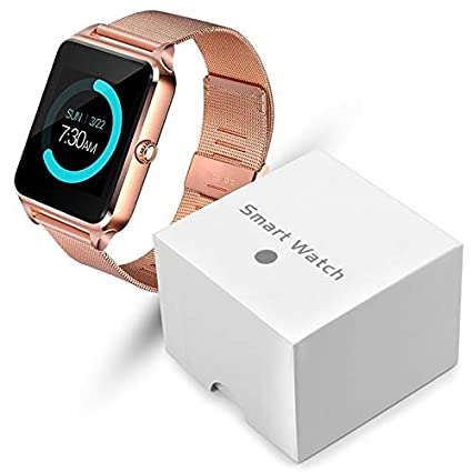 Amazon.com: XINHUANG Smart Watch Women LED Touch Screen ...