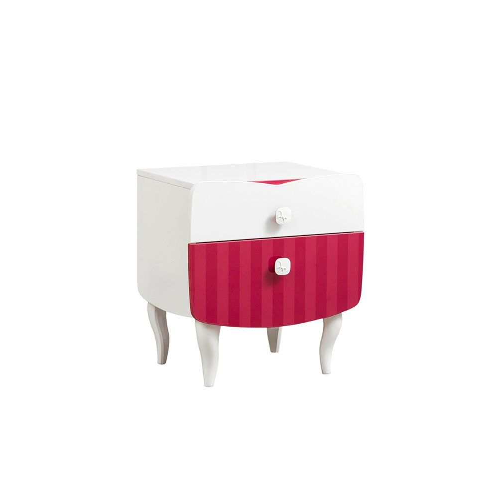 Cilek Kids Room Rosa Collection, Nightstand