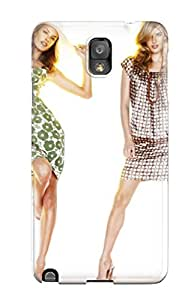 New Style Faddish Phone Alessandra Ambrosio Case For Galaxy Note 3 / Perfect Case Cover 8488819K81348821