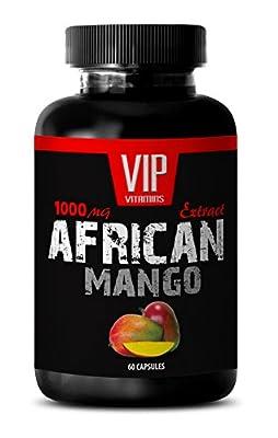 African mango extract powder - AFRICAN MANGO DIET PILLS - Fat burner - 1 Bottle 60 capsules