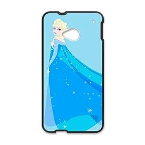 Zero Fozen Beautiful Elsa Design Best Seller High Quality Phone Case For HTC M7
