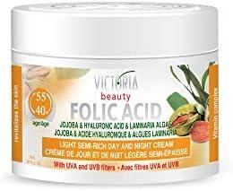 Crema antiarrugas para extracto de jojoba: para piel seca y dañada con efecto antienvejecimiento. Co