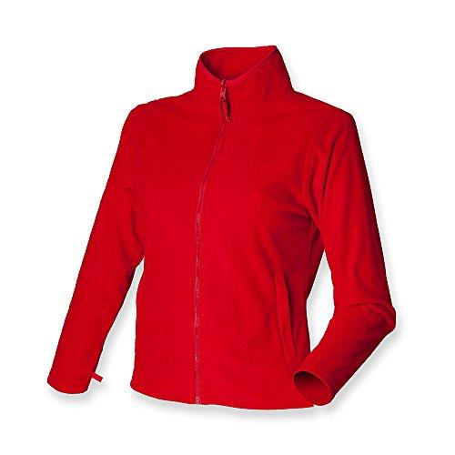 Polar Red De Henbury nbsp;– Forro nbsp;micro Classic Chaqueta wqttXT0