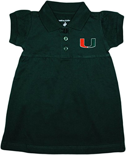 Universty of Miami Hurricanes Polo Dress