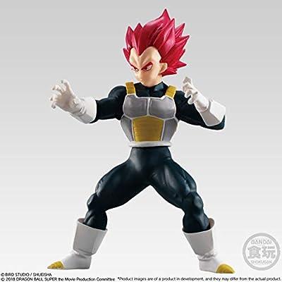 Bandai Shokugan Styling Super Saiyan God Vegeta Dragon Ball Super: Toys & Games