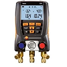 Changlong instrument Testo 550-2 Digital Manifold Gauge Helps Refrigerant Service 0563 5506