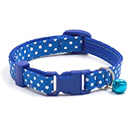 TnaIolr Pet Collar Personalized Hot Cute Bell Collar Small Dog Collar Cat Collars