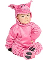 Baby Infant Pig Costume (Size: 12-18 Months)