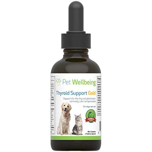 Pet Wellbeing Thyroid Support