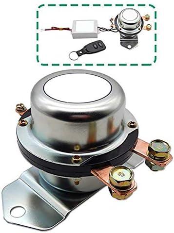 Nrpfell 12V Auto Drahtlos Fern Bedienung Batterie Trenn Schalter Auto Bus Yacht Batterie Trenner Trenn Relais