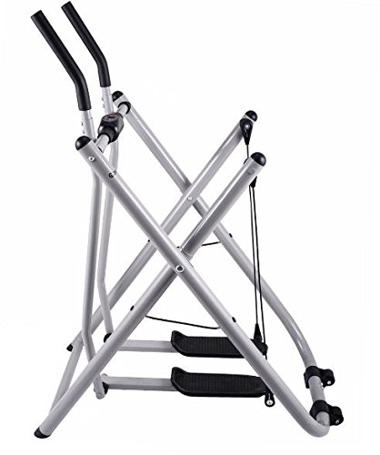 K&A Company Folding Air Walker Glider Fitness Exercise Machine Workout Trainer Gym Indoor Loose Weight Get Shape
