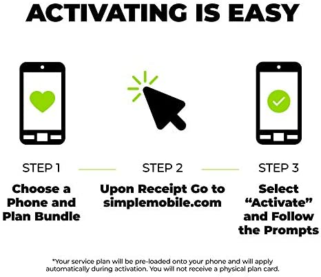 Simple Mobile LG Journey 4G LTE Prepaid Smartphone (Locked) with Free $50 Airtime Bundle WeeklyReviewer