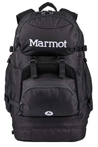 Marmot Gunnison Lightweight Laptop Backpack, Black