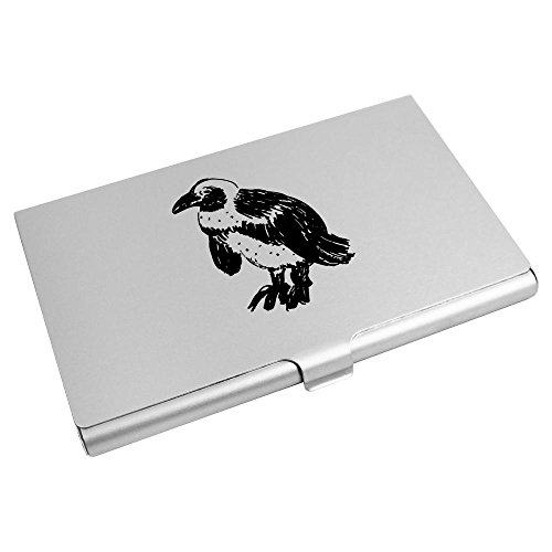 'Resting Card Wallet Holder Card CH00010519 Azeeda Business Credit Penguin' 1xR1BF