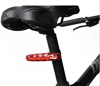 Luz trasera de bicicleta de montaña intermitente accesorios para ...