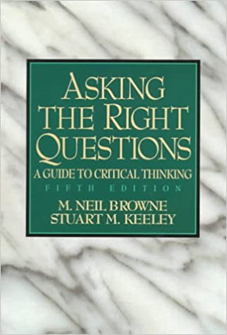 Best book to learn critical thinking