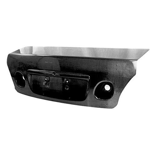 VIS Racing (98LXGS34DOE-020C) OEM Style Trunk Carbon Fiber - Compatible for Lexus GS300 1998-2005 (1998 1999 2000 2001 2002 2003 2004 2005 | 98 99 00 01 02 03 04 05)