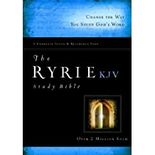 The Ryrie KJV Study Bible