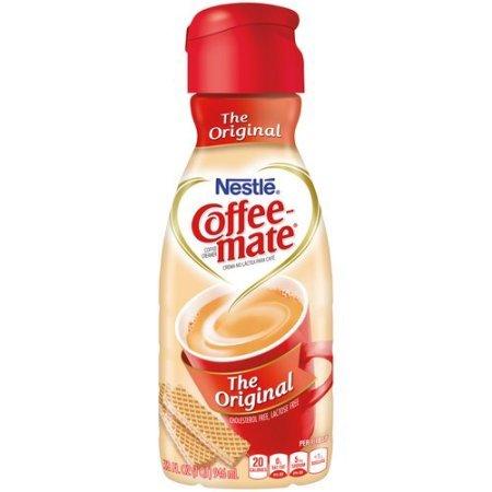 COFFEE-MATE Original Liquid Coffee Creamer 32oz (Pack of 2)
