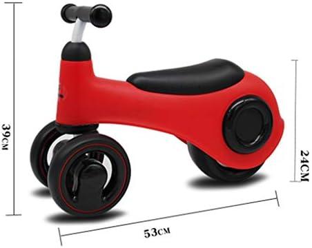 Bicicleta sin pedales Bici Equilibrio de Bicicleta y Triciclo 1/2 ...