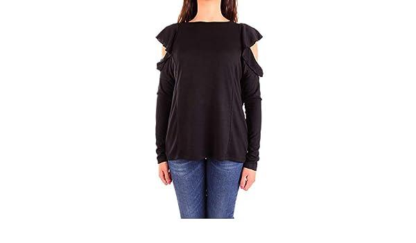 Shirt Mujer Heach T Amazon Algodon Negro Pga18560tsnero es Silvian WOzwYqgY