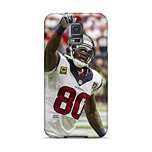 For Galaxy S5 Fashion Design Andre Johnson Texans Case