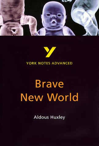 a critique the depiction of role of science in brave new world by aldous huxley Aldous huxley brave new world contents purchase the entire coradella collegiate bookshelf on cd at about the author.